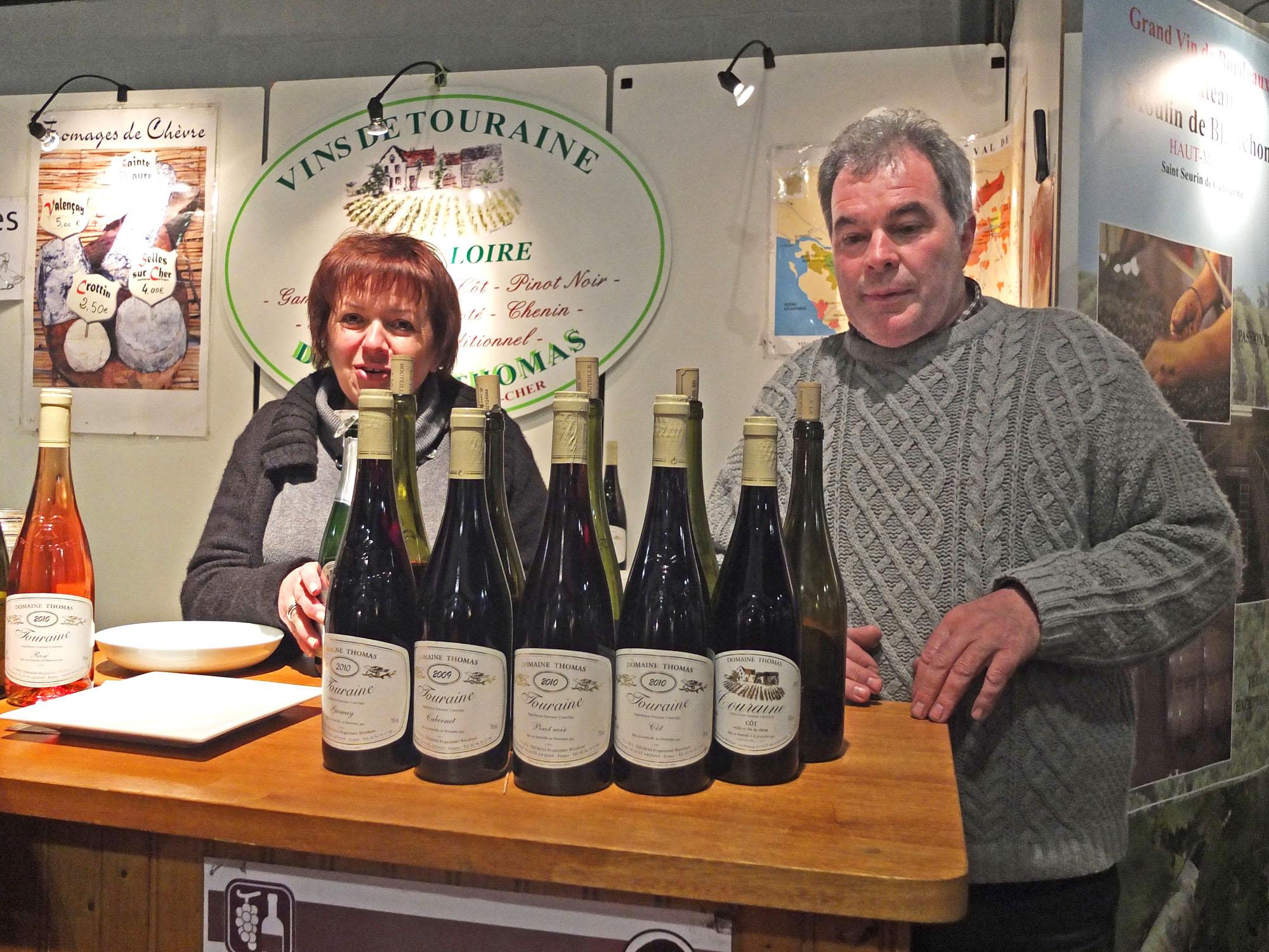 Les vinalmontois au salon du vin de huy f vrier 2013 for Salon du vin nancy